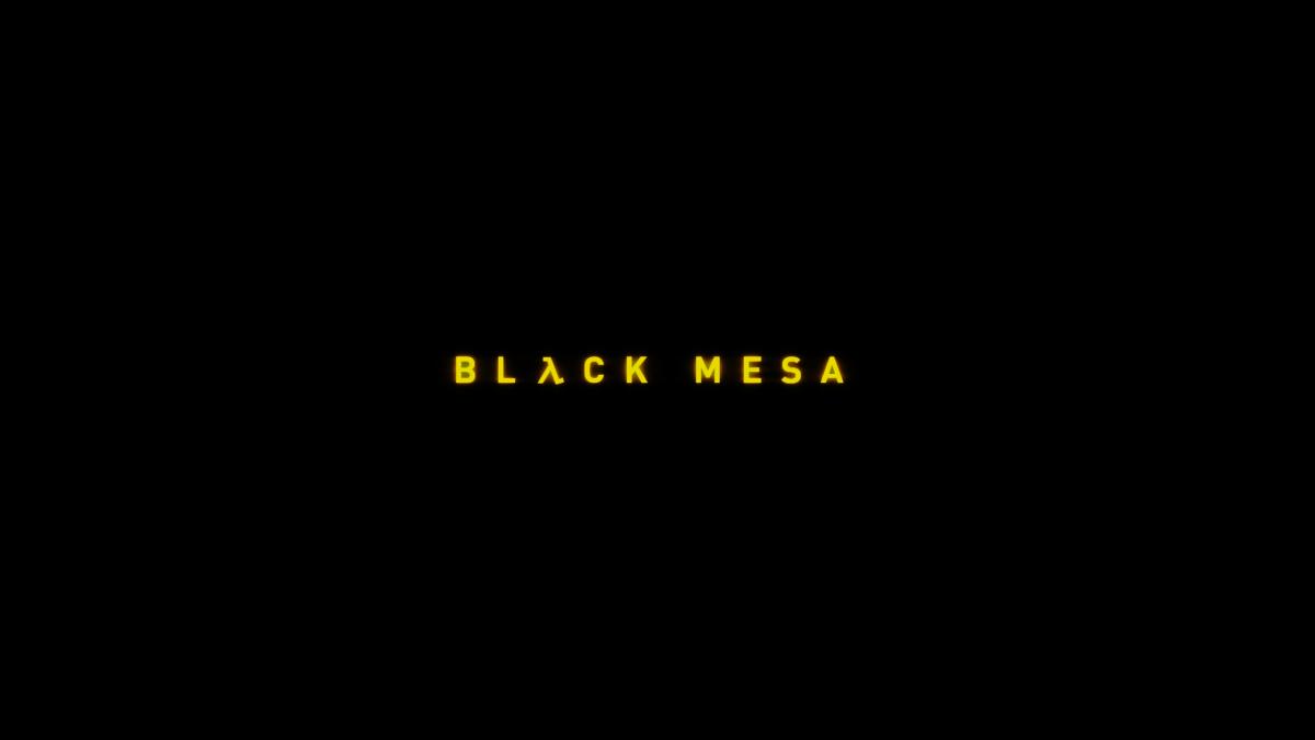Black Mesa, titlul și sigla